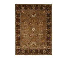 <strong>Liberty Oriental Rugs</strong> Tempest Beige/Light Brown Rug