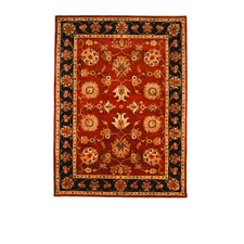 <strong>Liberty Oriental Rugs</strong> Tempest Red/Black Rug