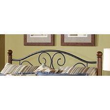 <strong>Fashion Bed Group</strong> Doral Metal Headboard