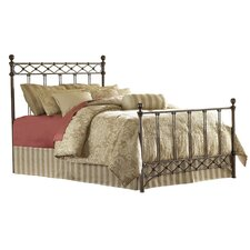Argyle Metal Bed