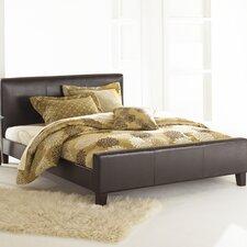Euro Upholstered Platform Bed