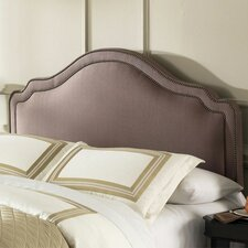 Versailles Upholstered Headboard Brown Sugar