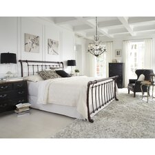 Legion Sleigh Bed