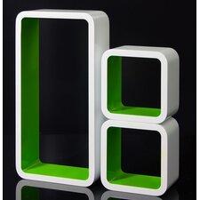 """3-tlg. Regalset """"Retro Cube"""""""