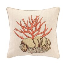 Stag Coral Feather Down Pillow