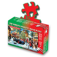 """Christmas Streets"" World's Smallest Puzzle"