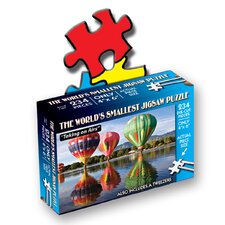 """Taking on Airs"" World's Smallest Jigsaw Puzzle"
