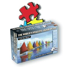 """Into the Wind"" World's Smallest Jigsaw Puzzle"