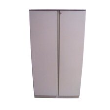"<strong>Great Openings</strong> Trace 36"" Double Door 5-High Storage Cabinet with Shelf"