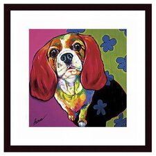 Annie Wood Framed Art Print