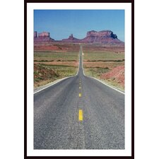 Monument Valley, Utah, Usa Wall Art by Bilderbuch