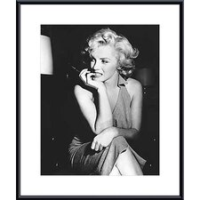 <strong>Barewalls</strong> Marilyn Monroe, 1952 Metal Framed Art Print