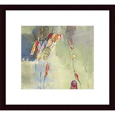 <strong>Barewalls</strong> Adagio Wood Framed Art Print