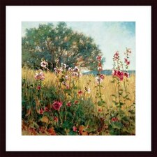 <strong>Barewalls</strong> Favorite Places Phyllis Horne Wood Framed Art Print