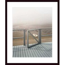 <strong>Barewalls</strong> The Bay, 1977 Wood Framed Art Print
