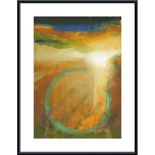 <strong>Barewalls</strong> Dancing on the Rim by Mccormick Metal Framed Art Print