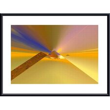 <strong>Barewalls</strong> Reincarnation Metal Framed Art Print
