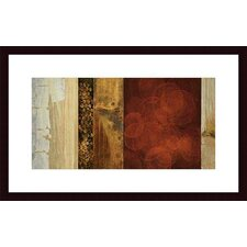 <strong>Barewalls</strong> Looking Glass II by Elise Remender Wood Framed Art Print