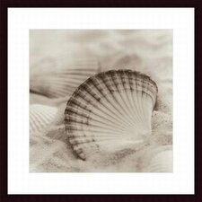 <strong>Barewalls</strong> La Mer 3 Wood Framed Art Print