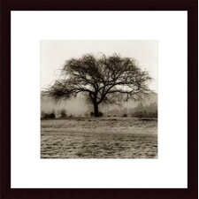<strong>Barewalls</strong> Willow Tree Wood Framed Art Print
