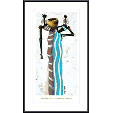 <strong>Barewalls</strong> Soul Water II Metal Framed Art Print