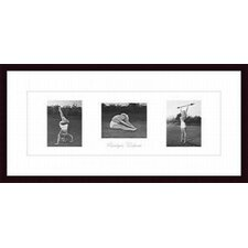Marilyn's Workout Framed Photographic Print