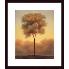 <strong>Barewalls</strong> Solitude III Wood Framed Art Print