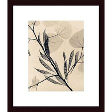 <strong>Barewalls</strong> Red Bud Wood Framed Art Print