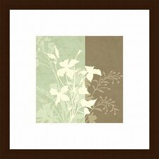 <strong>Barewalls</strong> Spring Dream II Wood Framed Art Print