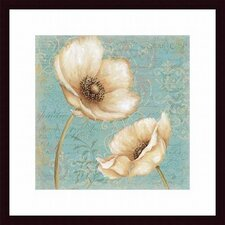 <strong>Barewalls</strong> Sweet Summer I Wood Framed Art Print
