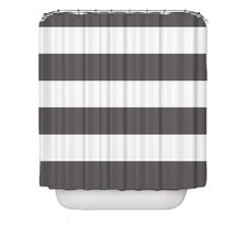 Stripes Polyester Shower Curtain