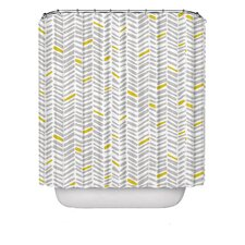 Leanne Hatch Polyester Shower Curtain
