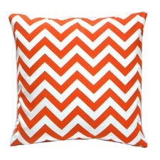 Zig Zag Polyester Pillow