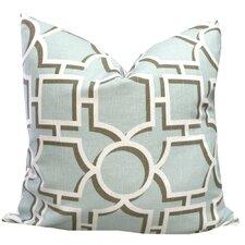 Aquatint Cotton Pillow