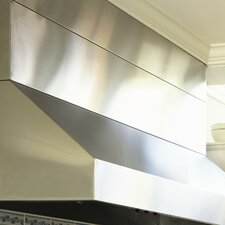 "48"" Wall Mount Hood Duct Cover"