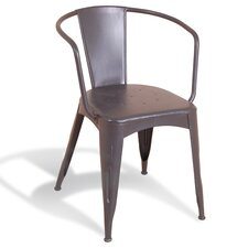 Industrial Living Navy Chair