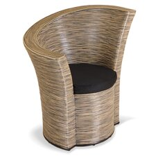 Rattan Right Tub Chair