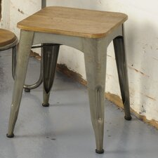 Industrial Living Mango Stool