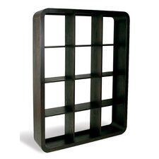 Cadence Living 12 Hole Shelf Unit
