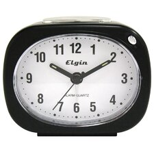 Quartz Elgin Alarm Clock
