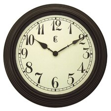 "Geneva 15"" Wall Clock"