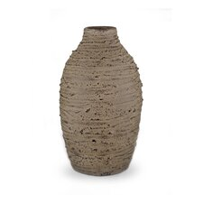 Sedona Pottery Cylinder Rustic Vase