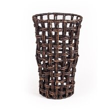 <strong>New Rustics Home</strong> Patina Round Water Hyacinth Basket
