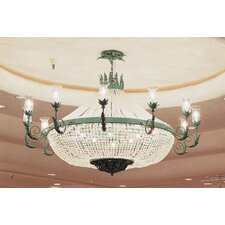 Crista 30 Light Chandelier
