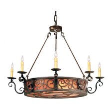 Delano 11 Light Chandelier