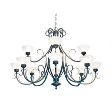 Mirasol 12 Light Chandelier