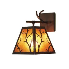 Branch 1 Light Wall Sconce