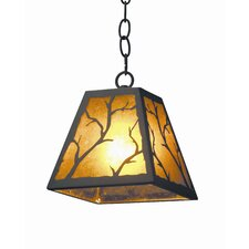 Branch 1 Light Foyer Pendant