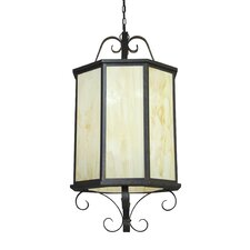 <strong>2nd Ave Design</strong> Musetta 8 Light Outdoor Foyer Lantern