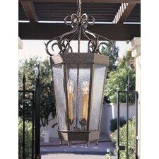 Regency 4 Light Exterior Wall Lantern